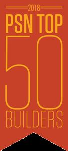 2018 PSN top 50 pool builders ribbon