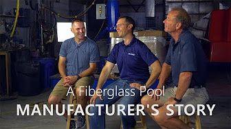 Video: A Fiberglass Pool Manufacturer's Story