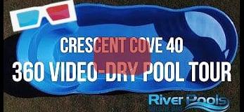 C40 Pool - 360° Virtual Dry Tour