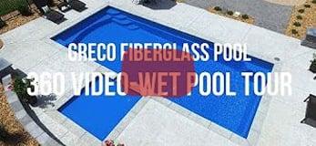 G36 Pool - 360° Video Inground Pool Tour